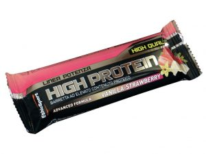HIGH PROTEIN Vanilla-Strawberry